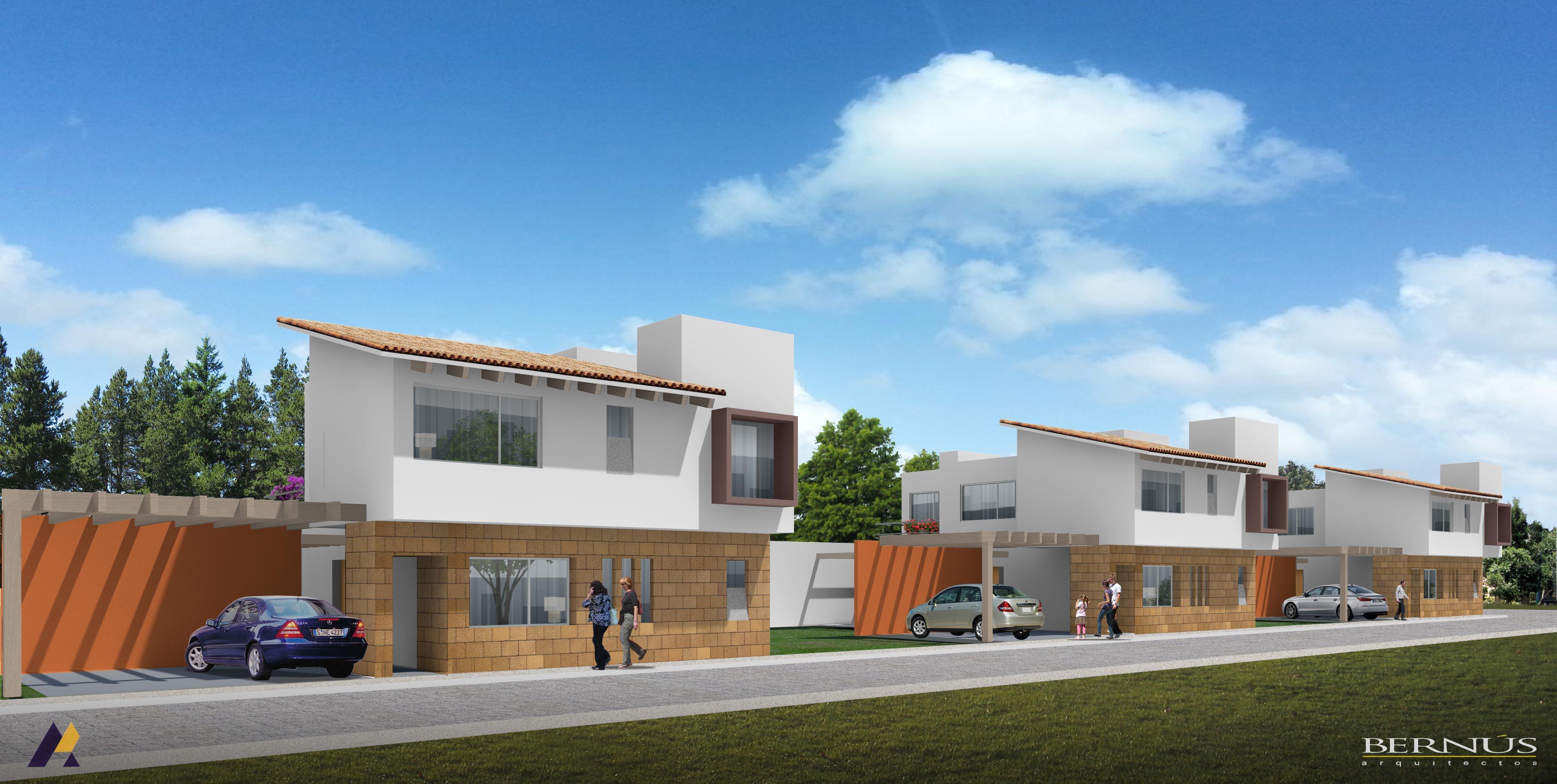 Nuevas casas en valle de bravo - Casas en llica de vall ...