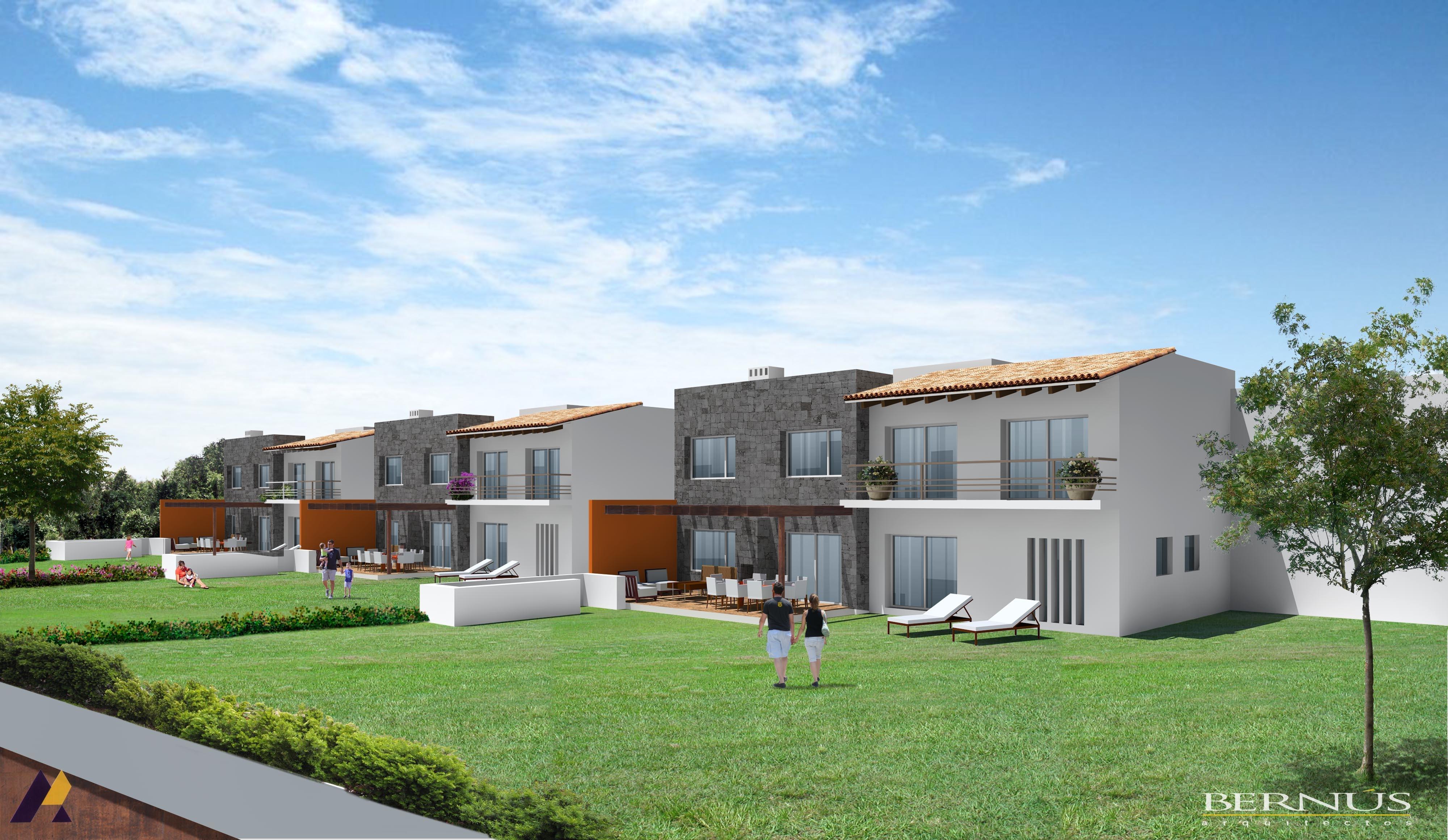 Nuevas casas en valle de bravo Noticias de arquitectura recientes