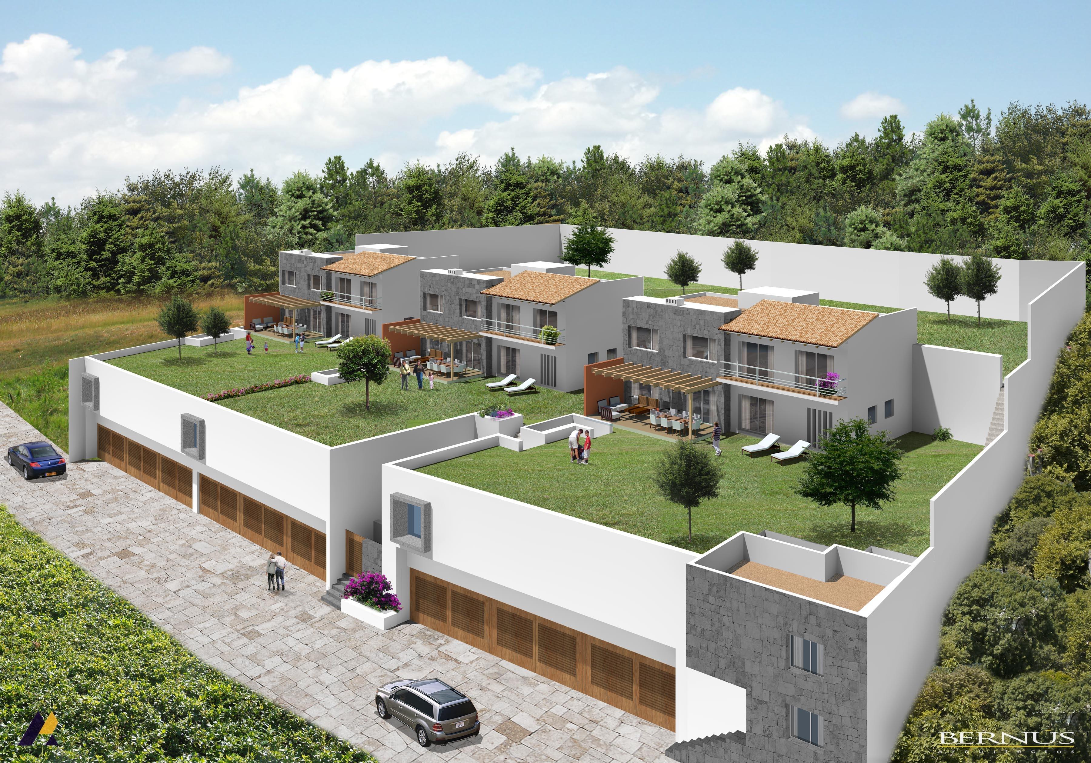 nuevas casas en valle de bravo
