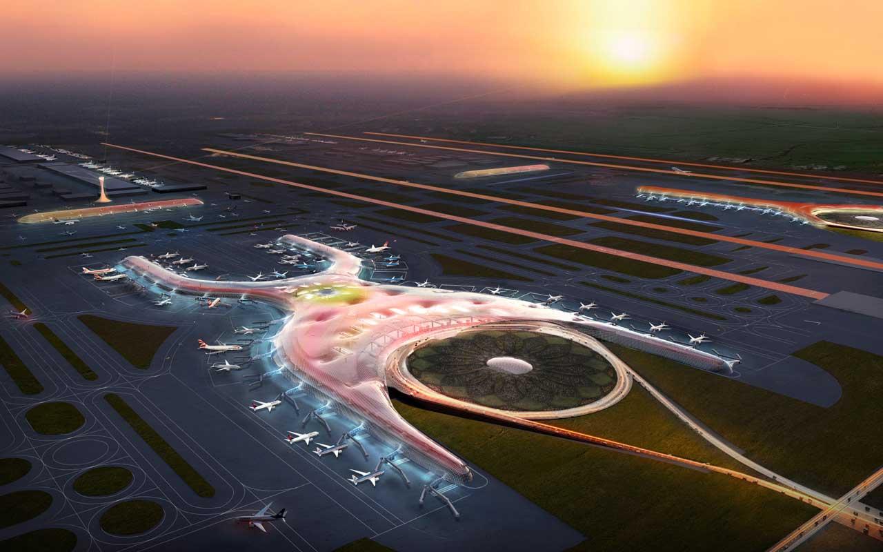 aeropuerto nuevo