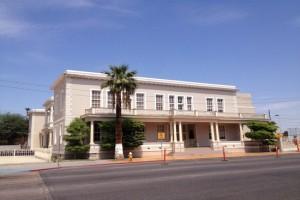 Ex Escuela Cuauhtémoc (Casa de la Cultura de Mexicali).- (Declarado en 2006)